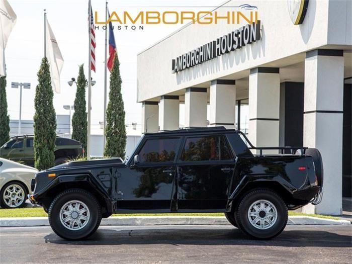 1990 Lamborghini LM002 for Sale   ClassicCars.com   CC-598275