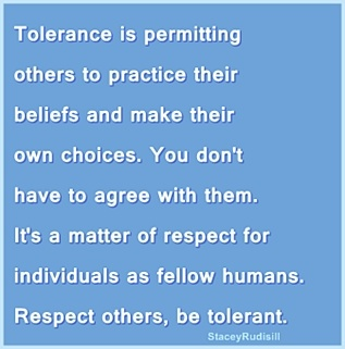 Essays on tolerance