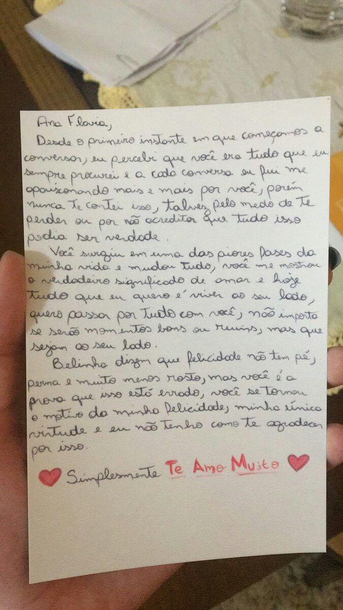 Pin De Vitória Cristina Em Ravit Cartas De Amor Amor