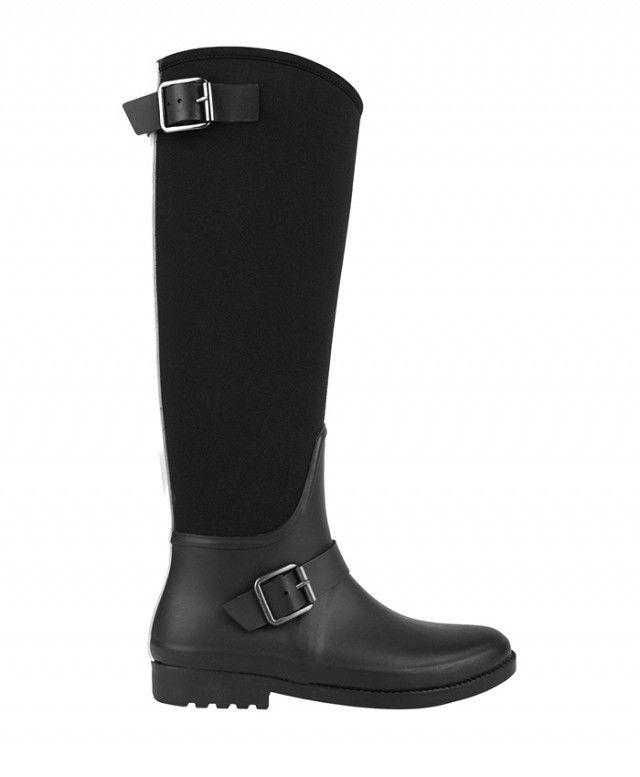 Hate The Rain? These 13 Stylish Rain Boots Might Change Your Mind via @WhoWhatWear