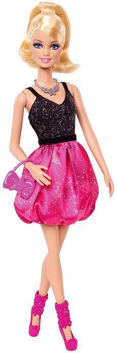 """Кукла из серии """"Fashionistas"""" Гламурная вечеринка, в ассортименте, Barbie, Mattel - myToys.ru"""