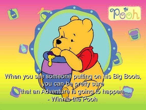 Winey the poo on drugs