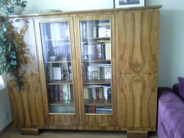 bibliotekas 216 szer 45 gł 175 wys