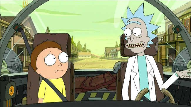 frases de rick y morty