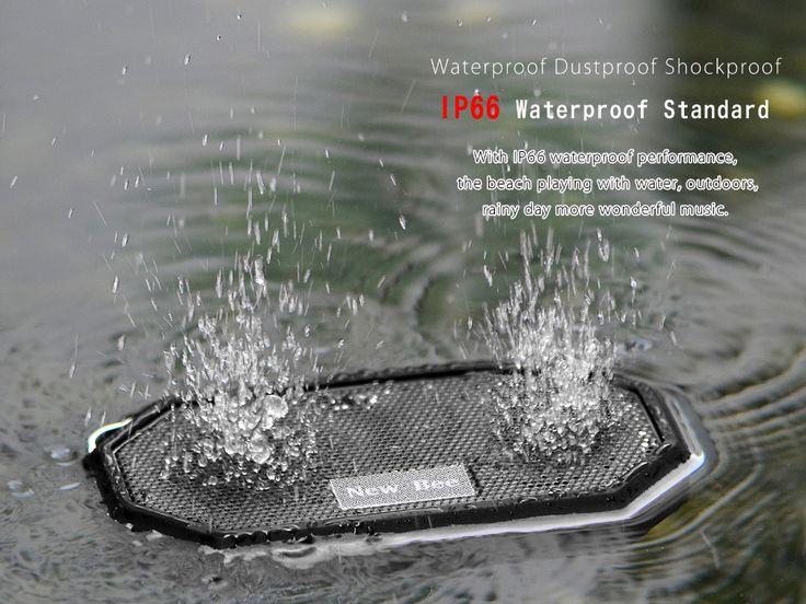 Nueva Abeja Inalámbrica Altavoz Bluetooth CSR 4.0 IP66 A Prueba de agua de Bolsillo Portátil Al Aire Libre con el Mic para Teléfonos Inteligentes y Tabletas en Altavoces de Electrónica de consumo en AliExpress.com | Alibaba Group