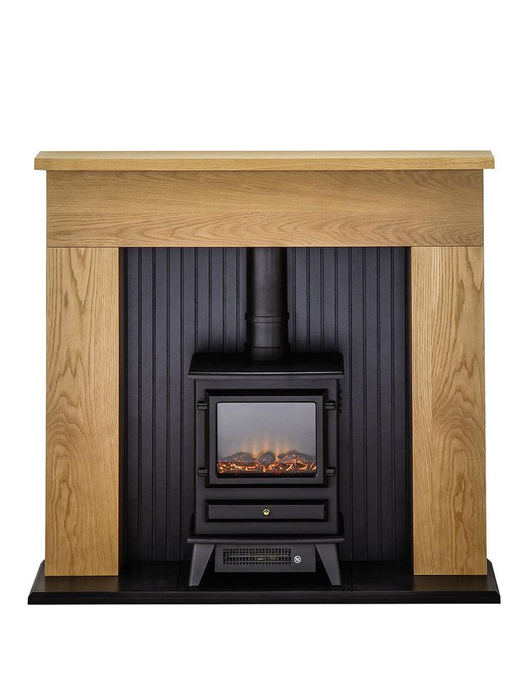 17 Best Ideas About Fireplace Suites On Pinterest