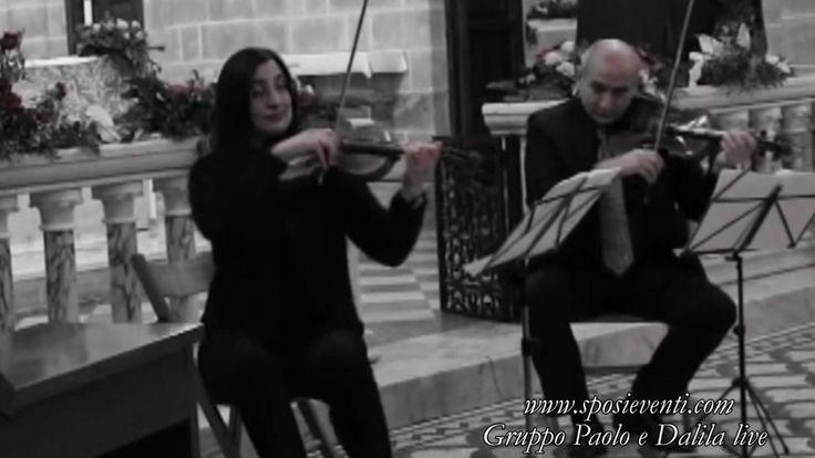 violinista lecce cerimonia matrimonio chiesa