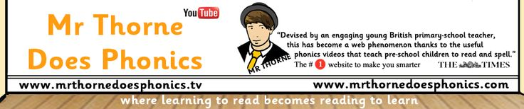 Phase 5 | Mr Thorne Does Phonics