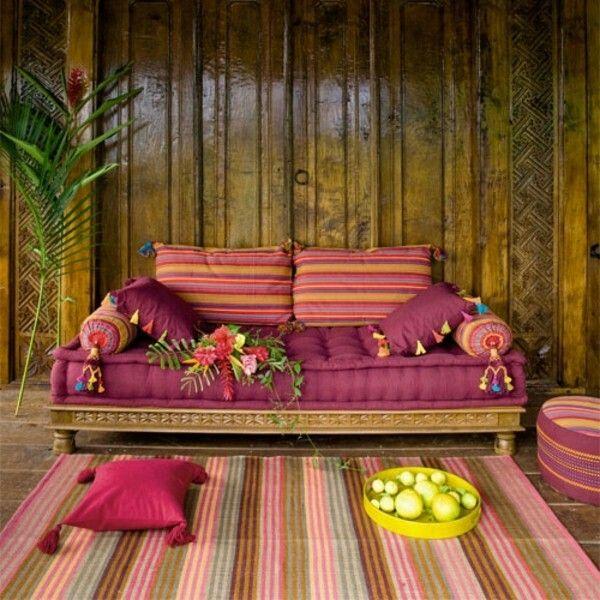 9 besten salon bilder auf pinterest marokkanische zimmer. Black Bedroom Furniture Sets. Home Design Ideas