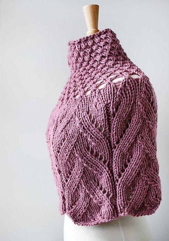 Women's Fall Winter Fashion Elegant Merino Wool by ElenaRosenberg, $255.00