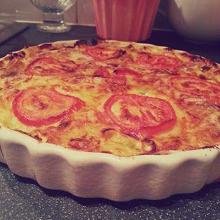 My Slimming World Adventure: Recipe: Pasta 'n' Sauce Quiche!