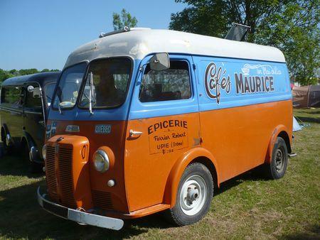 PEUGEOT D4BD fourgon 1956 Madine (1)
