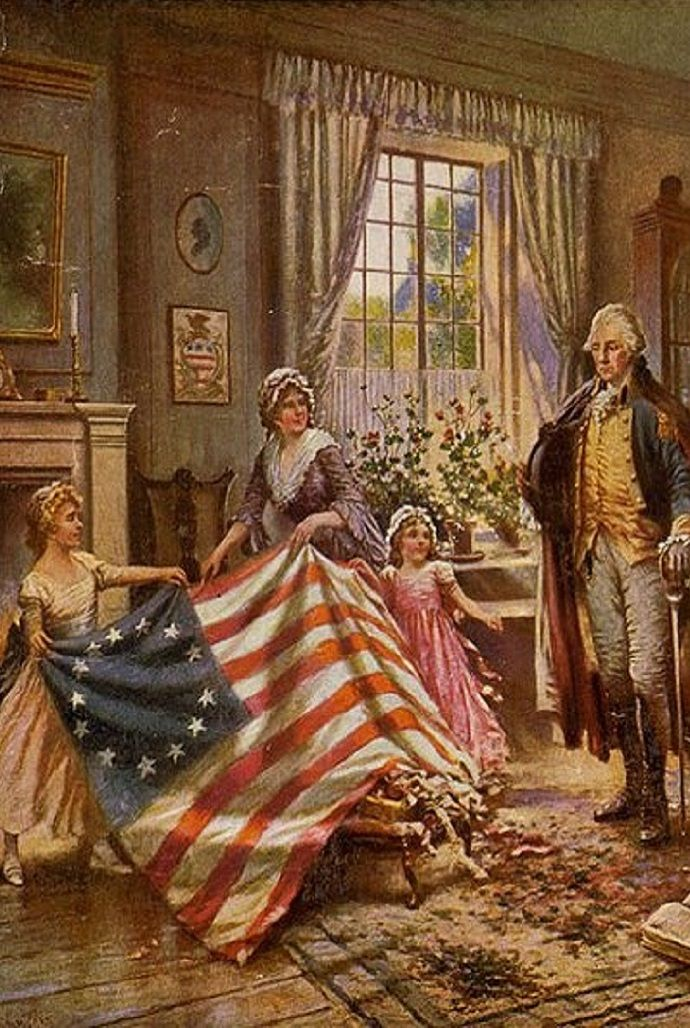 Educate your residents about BETSY ROSS