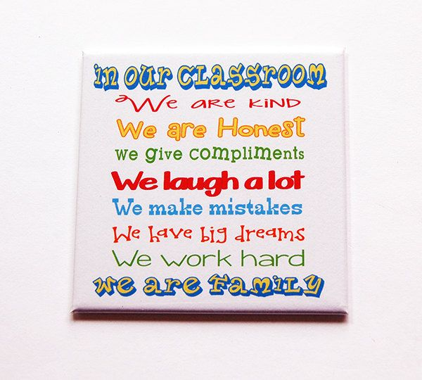 Teacher Magnet, Classroom Magnet, Kitchen Magnet, Fridge magnet, Magnet, Stocking Stuffer, Start of school year, home schooling (5425) by KellysMagnets on Etsy