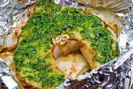 Φέτες σολομού στο φούρνο - Συνταγές   γαστρονόμος