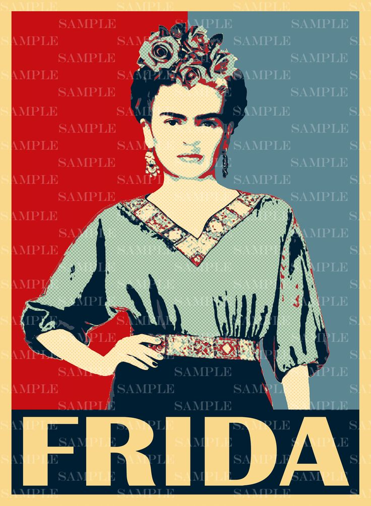 59 Best Frida Kahlo Art Posters Images On Pinterest Art