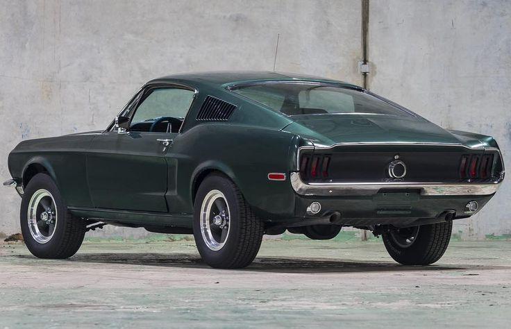 "1,003 Likes, 5 Comments - Silodrome (@silodrome) on Instagram: ""Today on Silodrome.com - Bullitt-Spec Ford Mustang  @mecum_auctions #ford #mustang #bullitt…"""