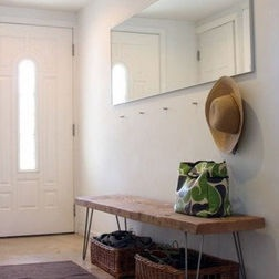 Entryway idea.