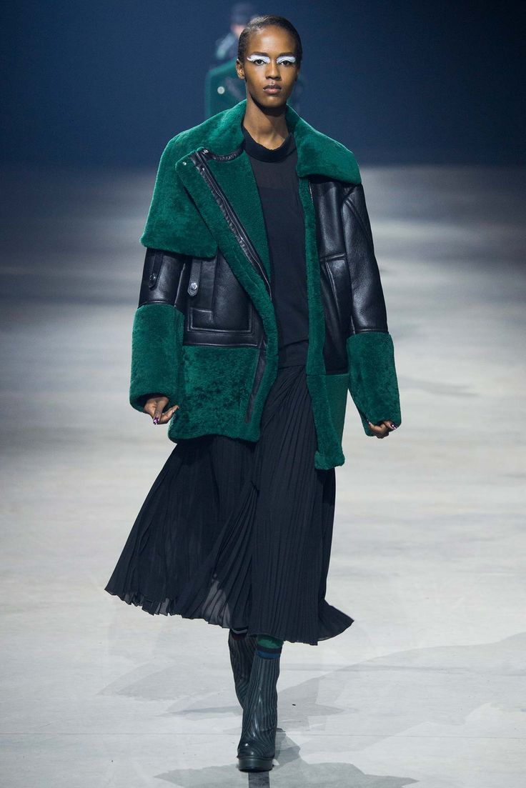 Kenzo Fall 2015 Ready-to-Wear