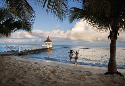 Half Moon Resort Montego Bay, Jamaica...one of the prettiest places I've ever been!