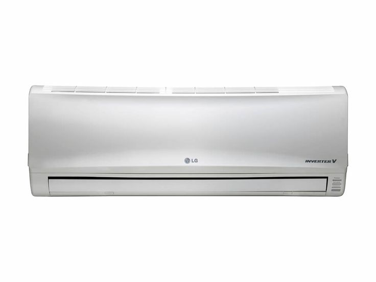 Aire Acondicionado 12 000 Btu´s LG Inverter Blanco Solo Frío VM122CS
