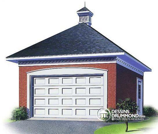 57 best plans de garage mod les de garage et plans et for Maison eplans