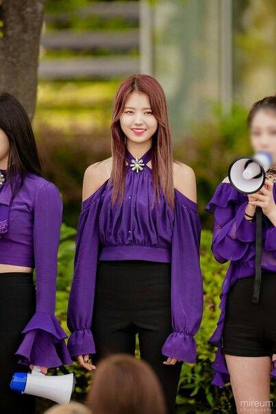 Nayeon  Pristin K-pop group