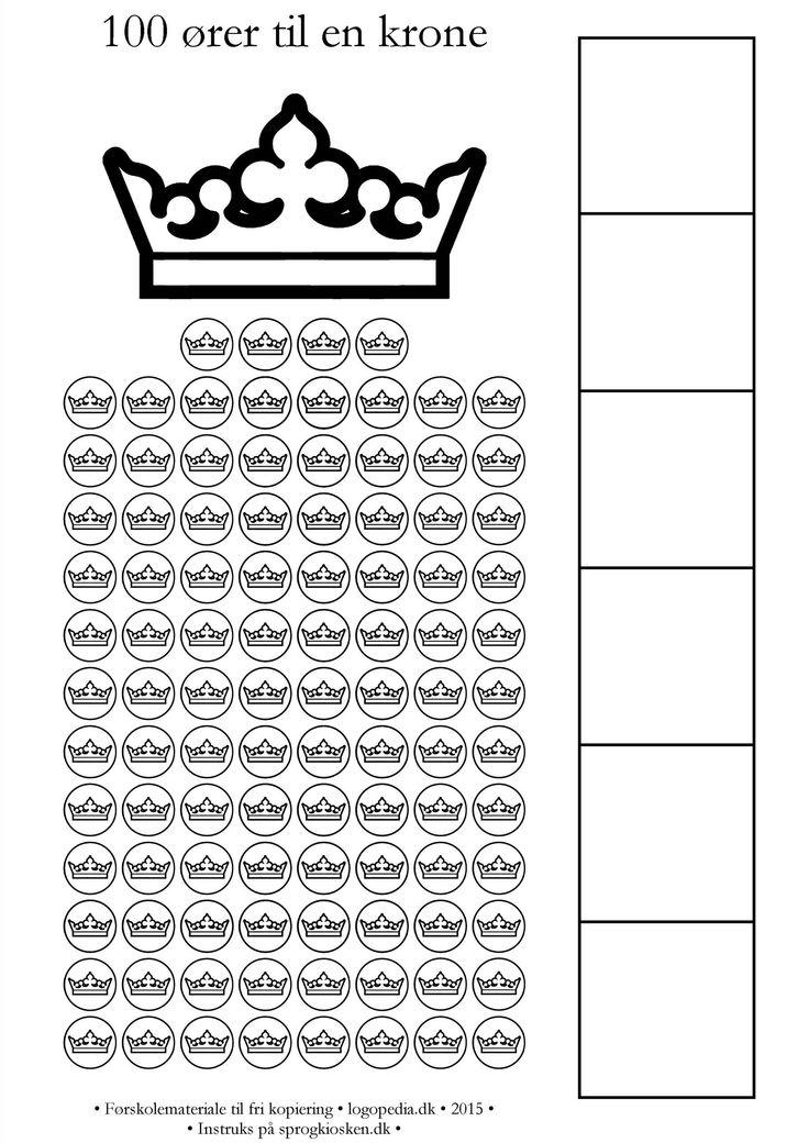 (2015-08) 100 ører til en krone | Se instruks på sprogkiosken.dk