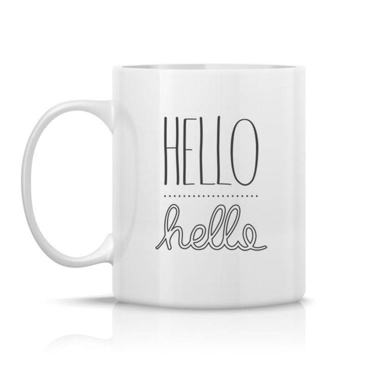 Voilà Caroline et Safia , ont sortie des mugs personnalisée . Moi j'aime bien celui là <3 Vous pouvez les achetez sur caseart : http://la-coque-personnalisee.com/fr/galerie/196-mug-caroline-et-safia-hello-hello-logo.html