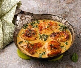Abbahagyhatatlan sajtos csirke Recept képpel - Mindmegette.hu - Receptek