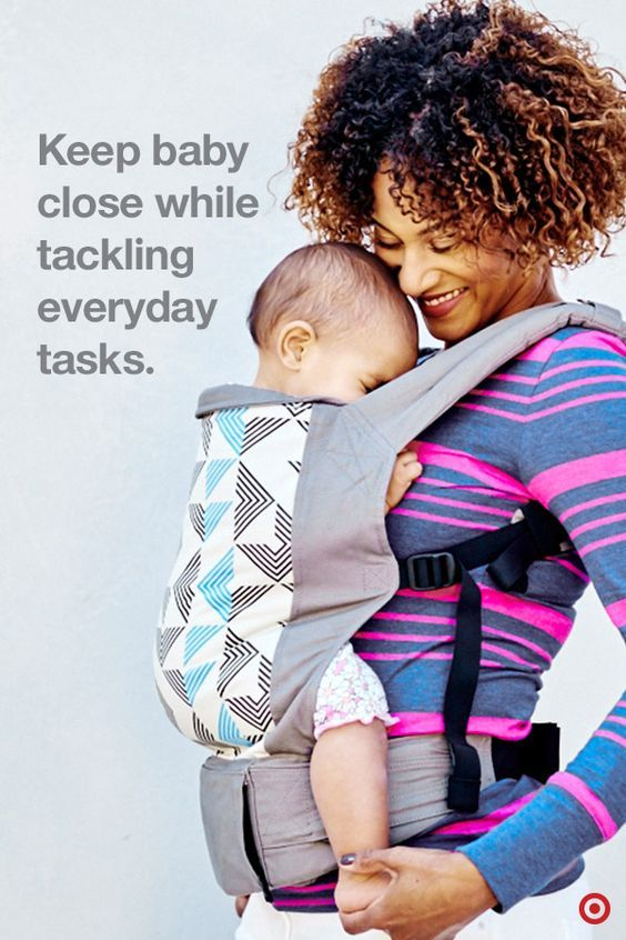 Keep your baby close with the Boba 4G Carrier. Designed to go and grow with you, this carrier is perfect for little ones, newborn to toddler (ranging from 7 to 45 pounds). Completely ergonomic and adjustable, the shoulder straps and waistband offers a comfy fit for parents, and side straps to bring Baby closer for breastfeeding or extend out to offer a little more space. Registry must-have? Yes.