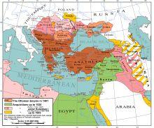Early modern period - Ottoman empire 1481–1683 - Wikipedia, the free encyclopedia