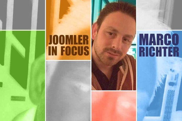 Joomler in Focus: Marco Richter