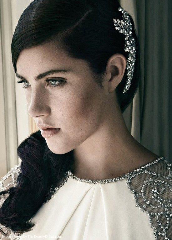 Jenny Packham Bridal Hair Accessories