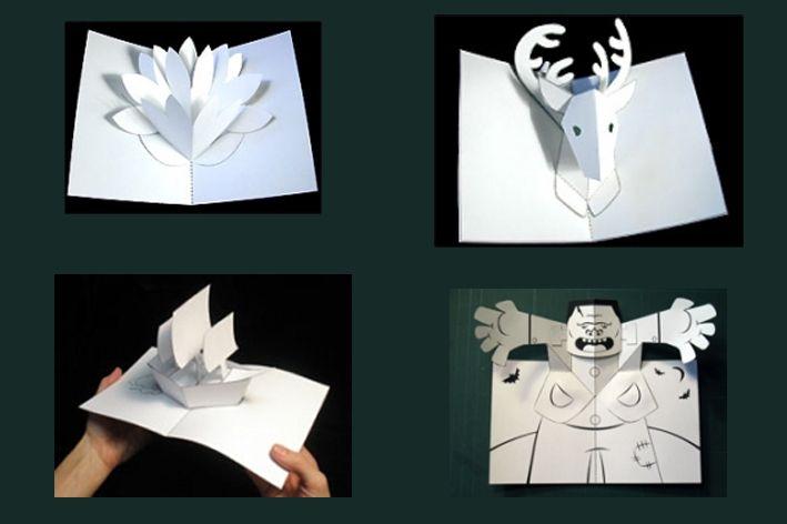 пару бумажная игрушка поздравительная открытка из-за охоты
