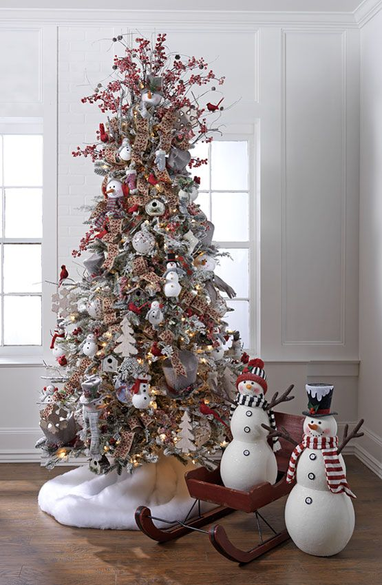 429 best christmas trees images on pinterest