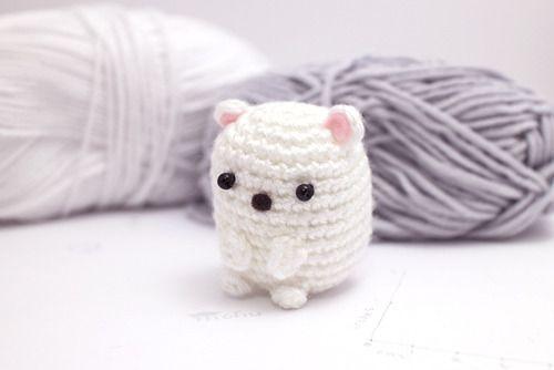 Cute Amigurumi Bear Free Crochet Pattern And Tutorial : Amigurumi Polar Bear - FREE Crochet Pattern / Tutorial ...