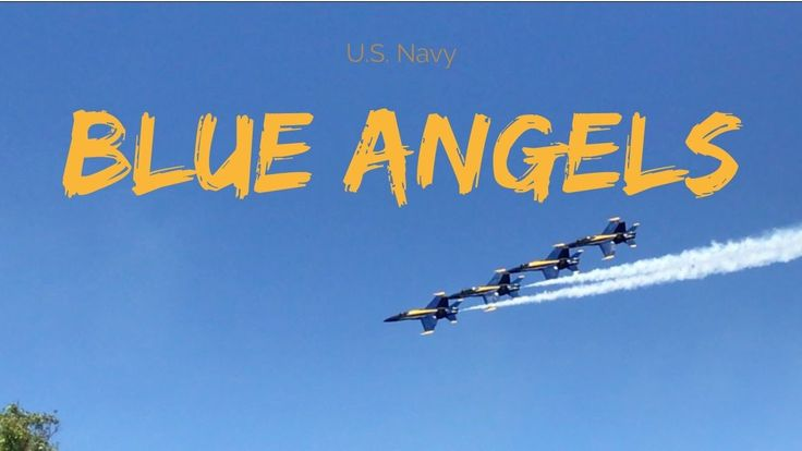 US Navy Blue Angels come to Texas