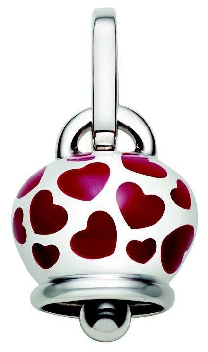 Chantecler Capri #Chantecler #charms #campanelle #bologna #gioielli #madiinItaly #itaian #silver #enamel #bell #jewelery #jewels