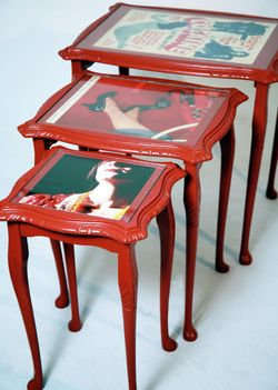 Amazing recycled furniture from Libbysdrawers.com