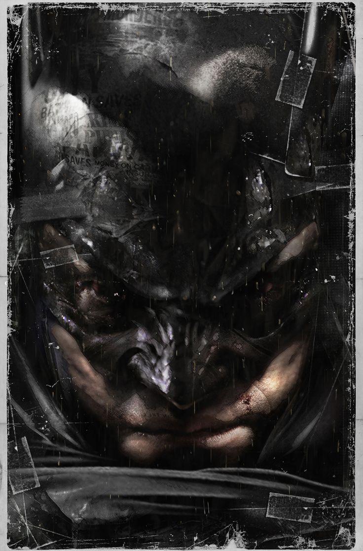 "Batman   by FRANCESCO ""MATT"" MATTINA"