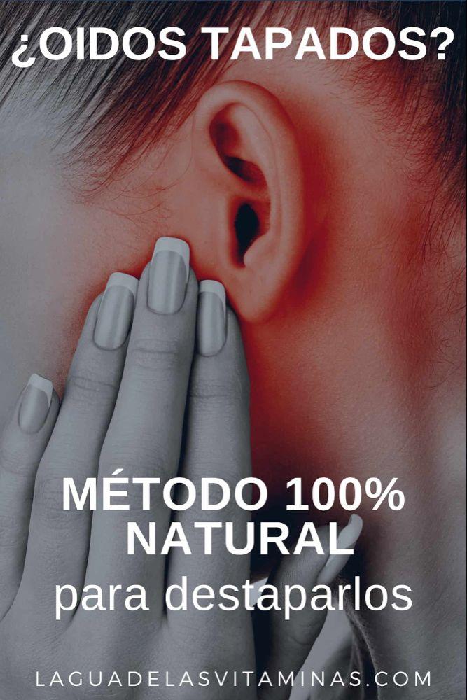 Cómo Destapar Tus Oídos Rápido Y Fácil Método 100 Natural La Guía De Las Vitaminas Vicks Vaporub Vicks Tips