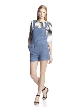 70% OFF MiH Jeans The Shortie Dungarees (Zooey)