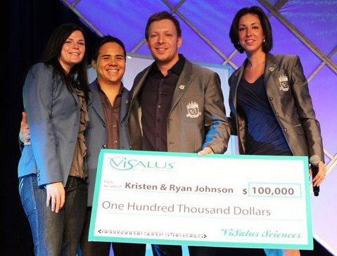 CONGRATULATIONS Kristen & Ryan... another $100,000 Bonus! Get BIGGER CHECKS & Get Listed for FREE at http://MLMGods.com