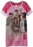 Do you look for Outlet offer One Direction Girl's Dorm Gown, Pink, 4/6 US?  Discount deals from more than 10,000 products in stores, updated daily.