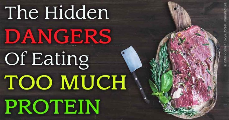 Are You Sabotaging Your Health and Longevity by Eating Too Much Protein?