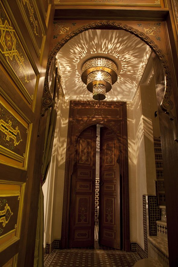 Royal Mansour Marrakech hotel  #Morocco is the setting of Garment of Shadows, a Mary Russell and #SherlockHolmes #mystery.