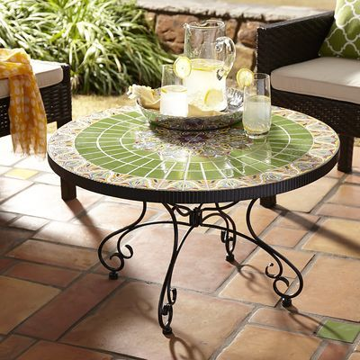 From Pier1.com · Rania Coffee Table   Green