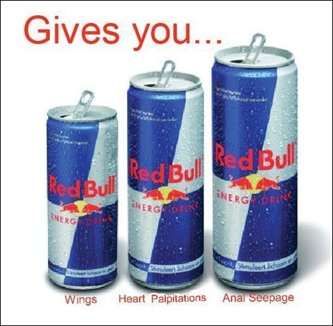 red bull gives you a