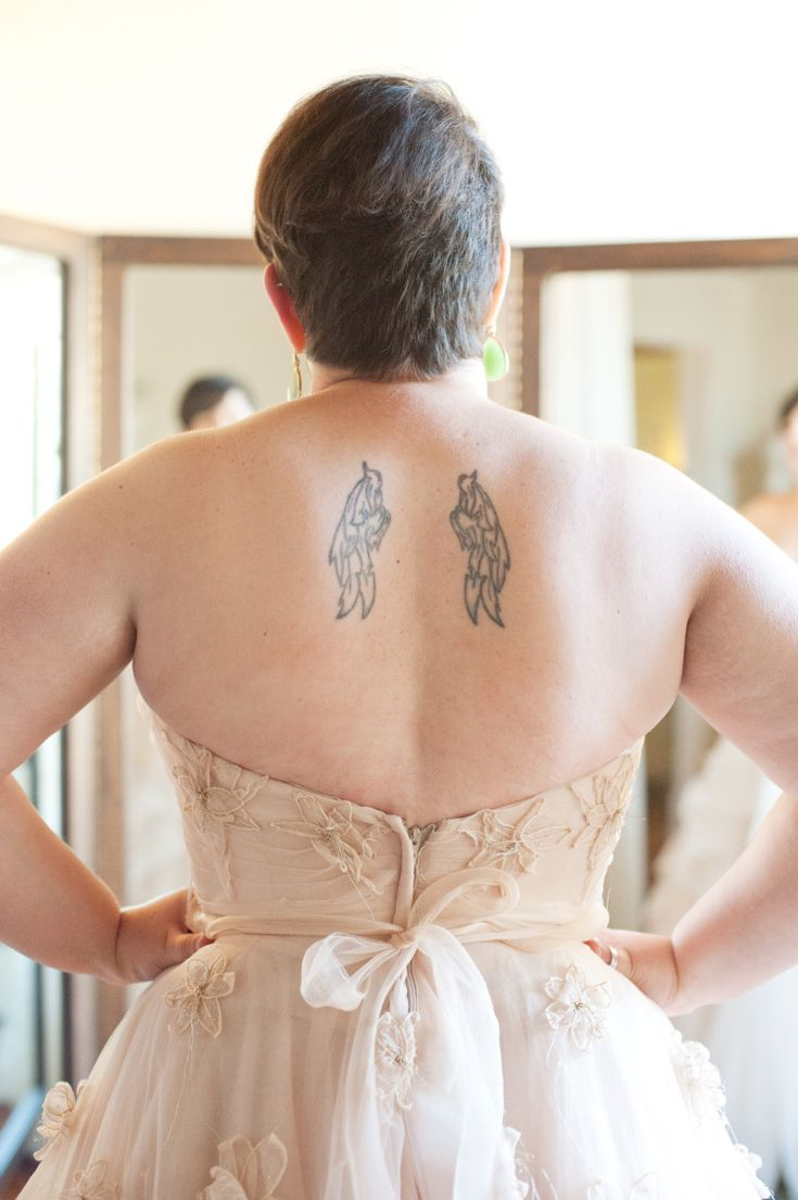 The Day I Decided to be a Fat Bride- love everything about this article and it's exactly how I felt on my wedding day about my weight